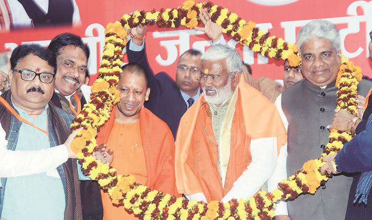 Swatantra Dev Singh re-elected as state BJP president unopposed