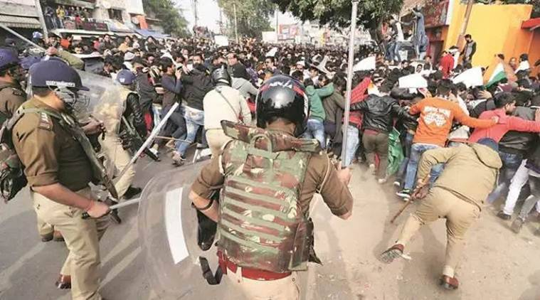 CAA protests in UP, Firozabad police damage notice, Firozabad protests, Firozabad violence death tolls, property damage notice in UP, India news, indian express