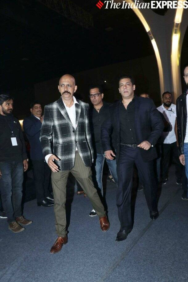 salman khan at umang 2020