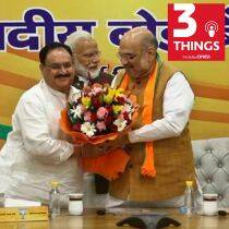 Will JP Nadda form the third power center of the BJP?