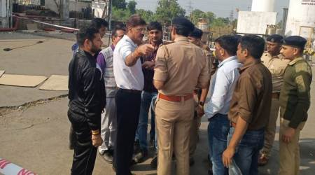Vadodara: Eight dead in blast at medical gas manufacturing plant, forensic team arrives