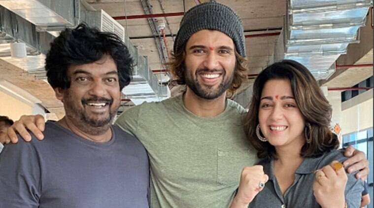 Vijay Deverakonda in Karan Johar and Puri Jagganadh film