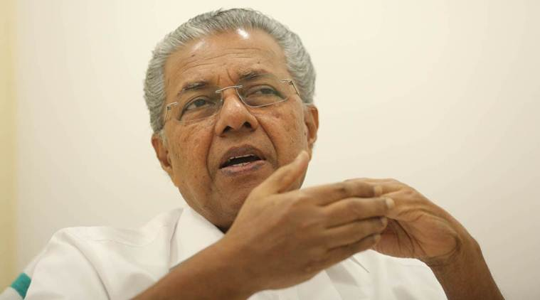 CAG report: Opposition seeks CBI probe against Kerala CM Pinarayi Vijayan