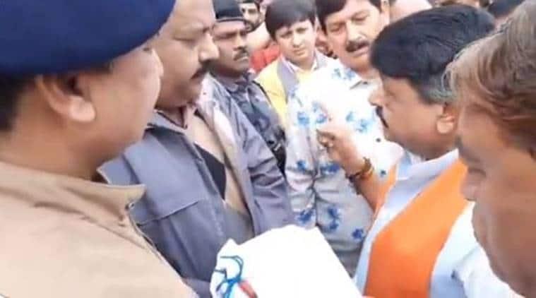 Kailash Vijayvargiya, Vijayvargiya threatens indore officials, viral video, indore, Kailash Vijayvargiya, Vijayvargiya threatens indore officials, viral video, Vijayvargiya video, indore, indian express