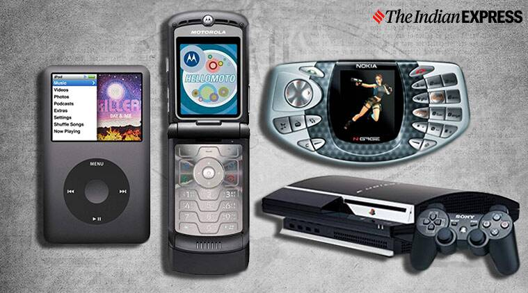 collectors gadgets, vintage gadgets, old Apple gadgets, vintage apple gadgets in India, vintage nokia phones, olx vintage gadgets