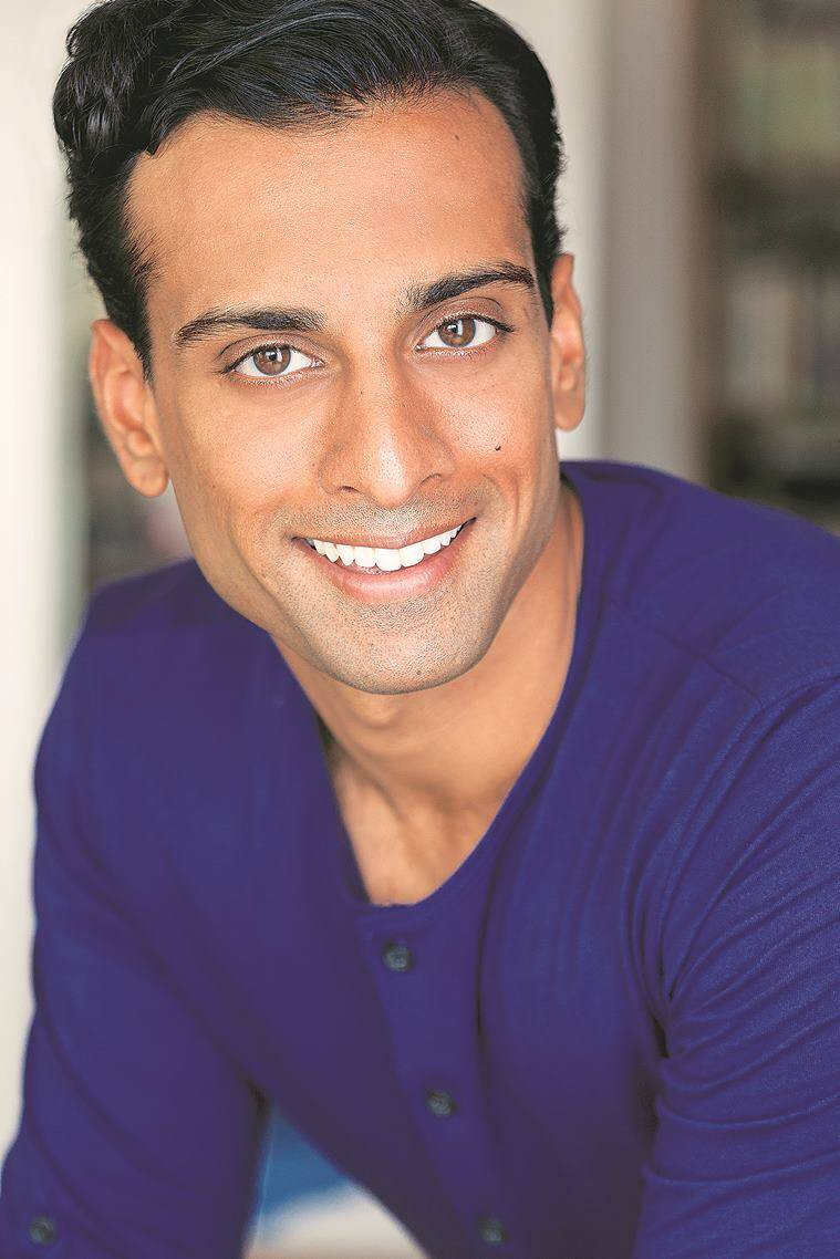 web seris on queer Indian American, Vishaal Reddy, insomnia, American television actrors, South Asian Lesbian and Gay Association of New York City, indian express talk, indian express news