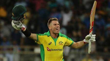 David Warner-Aaron Finch's record partnership guides Australia to 10-wicket win over India in 1st ODI