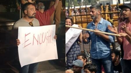 bollywood against jnu violence