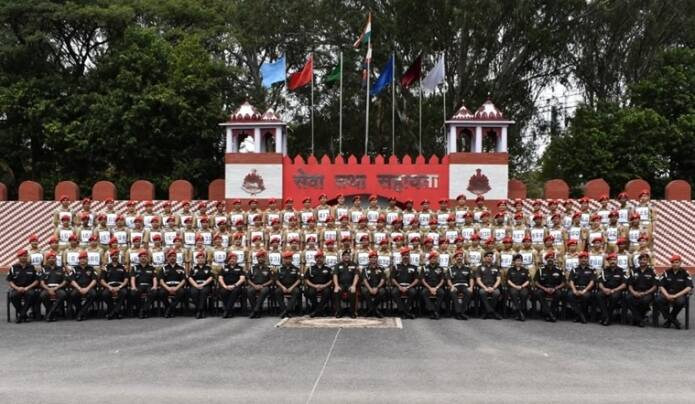 Women-military-police-Indian-Army-bengaluru-first-batch-759