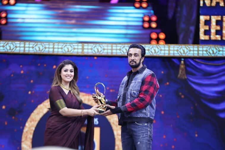Nayanthara Zee Cine Awards Tamil 2020