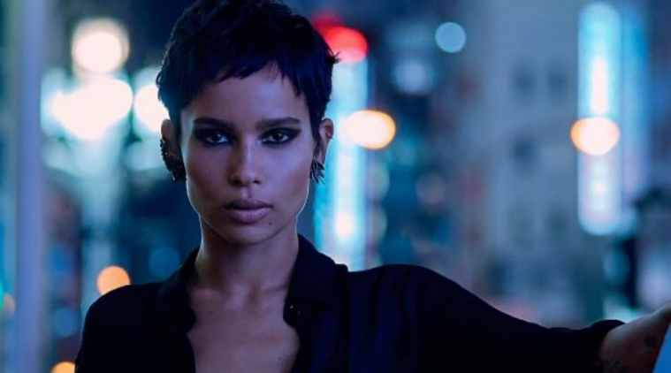 Zoe kravitz says she plans to bring strong femininity to catwoman