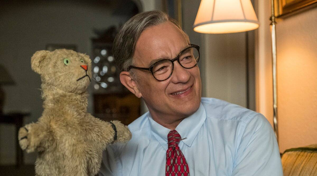 A Beautiful Day In The Neighborhood Movie Review Tom Hanks Shines As Fred Rogers Entertainment News The Indian Express