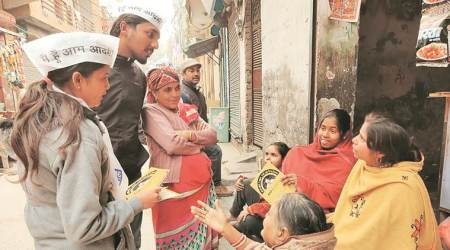 Delhi elections: Adding to AAP ranks, 800 volunteers from outside the capital