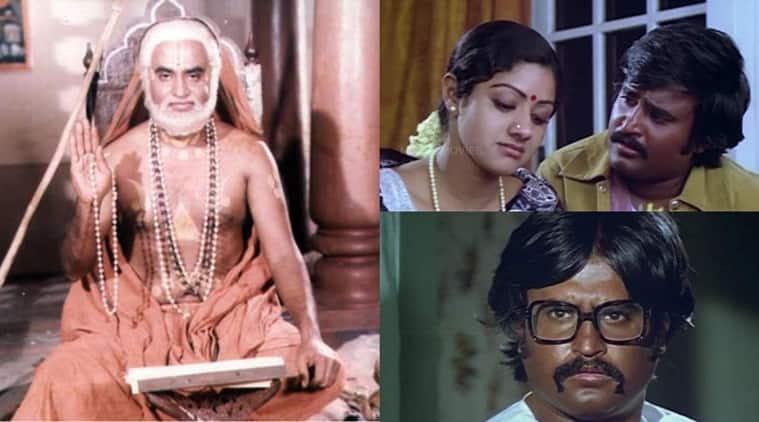actor Rajinikanth movies