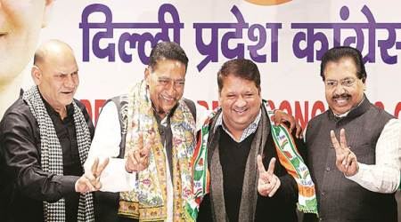Dropped from AAP list, sitting MLA joins Cong, slams party over ticket distribution