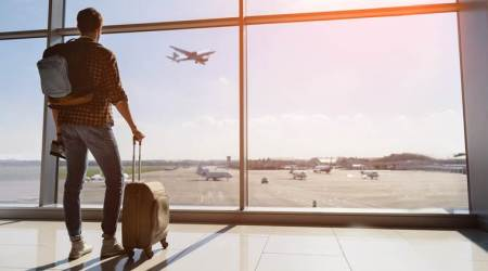 travelling, travelling by air, dos and dont's, things to know before you take a flight, indian express, indian express news