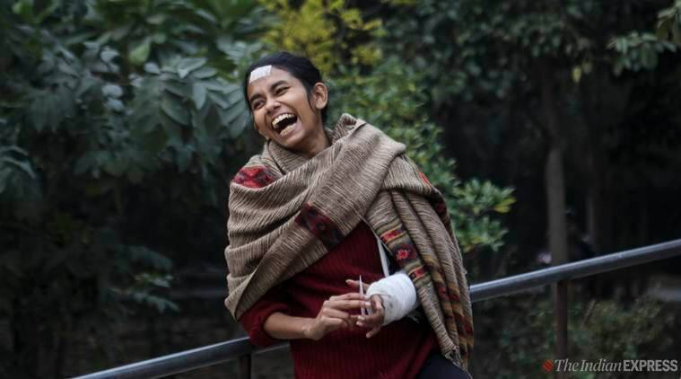 Evolution of 'shy' girl surprised JNUSU president Aishe Ghosh's family too