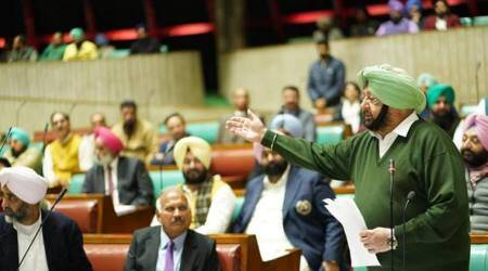 Captain Amarinder Singh, Mein Kampf, Adolf Hitler, Sukhbir Badal, Shiromani Akali Dal, SAD, Punjab Chief Minister, Citizenship Amendment Act, punjab assembly, caa, nrc,