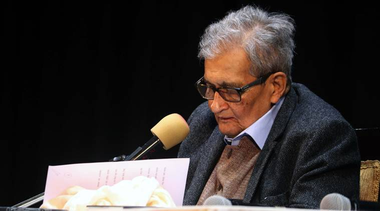 Amartya Sen: 'Should be deeply aware of what we are protesting against'