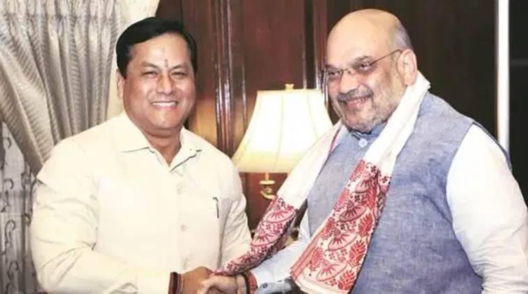 assam accord, assam tribe, assam people, reservations in assam assembly, Sarbananda Sonowal, clause 6 of assam accord, committee for implementation of clause 6, identity and heritage of assamese people, union cabinet, assam news, north east news, indian express