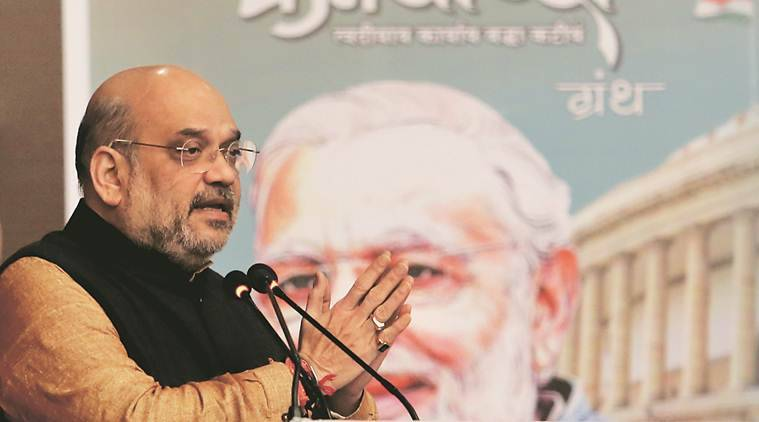 Amit Shah, Amit Shah on National Register of Citizens, amit shah NRC, NRC protests, BJP poll manifesto