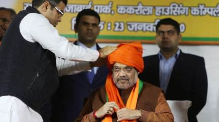 Delhi elections: Not afraid of any vote bank, says Amit Shah, cites Ram Mandir, Article 370