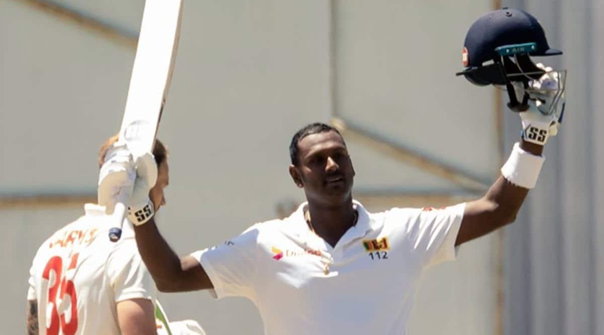 Angelo Mathews returns for England Test series Sri Lanka squad