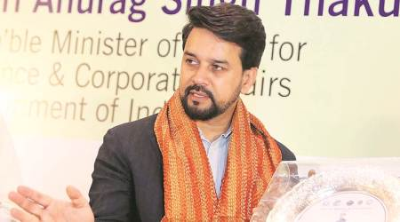 At Delhi election rally, Union Minister Anurag Thakur leads chants of 'shoot the traitors'