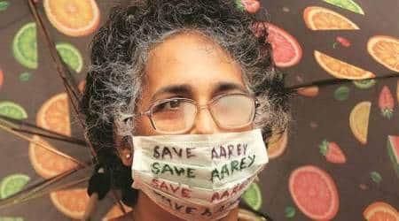 Aarey, aarey protests, aarey sc hearing, aarey tree cutting, aarey car shed, aarey tree felling, mumbai aarey colony, bmc, shiv sena, bjp