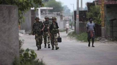 Plan to cut Army from internal security duties in N-E, will be done in next 18-24 months: Chief