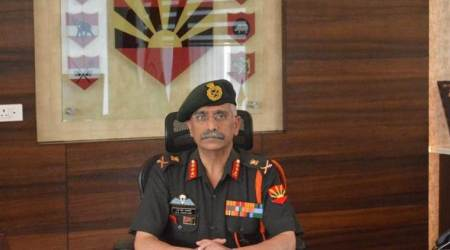 Mumbai news, mumbai city news, Army chief, Manoj Mukund Naravane, PoK in India, Shiv Sena, maharashtra news, indian express news
