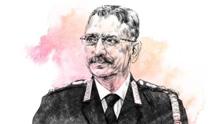 Army Chief, General MM Naravane, Army Chief General MM Naravane, Army Chief Naravane, Army Chief General Naravane, General Naravane, Delhi Confidential, India news, Indian Express