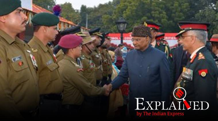 Army Day, why is Army Day celebrated, when is Army Day celebrated, Field Marshal K M Cariappa, new Army Chief, General M M Naravane, indian express, express explained, indian express explained