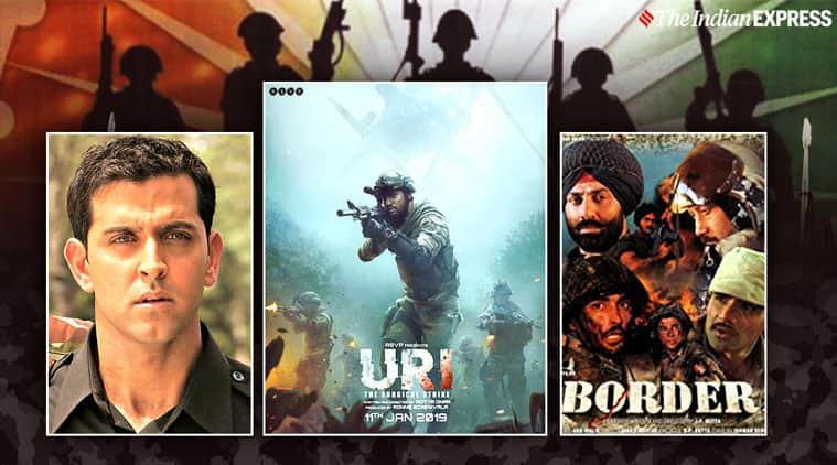 Bollywood army movies