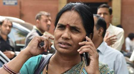 2012 Delhi gangrape, 2012 Dlehi gangrape case, 2012 Delhi gangrape convicts, Asha Devi, Asha Devi joining Congress, Asha Devi Congress, India news, Indian Express