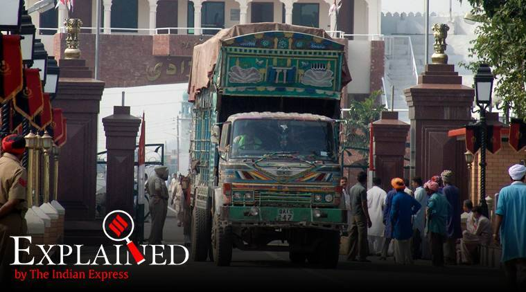 Explained: Already low, how India-Pakistan trade nearly collapsed in 2019