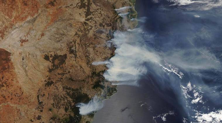 Oceans play role in Australian bushfires, say experts