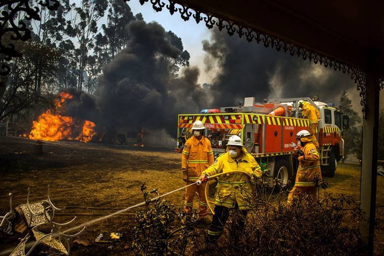 Emergency Declared as Australia Wildfire Death Toll Rises to 20