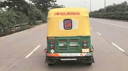 CM urges BJP to stop targeting the poor; 'I love Kejriwal' cost auto driver Rs 10,000, he moves court