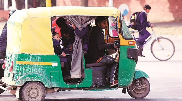 STA to take action against overloaded auto rickshaws, impose fine on autos plying from other states
