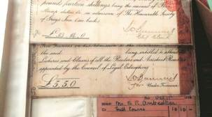 Treasure trove in MU library: Ambedkar's letters, other memorabilia from student days at Columbia, LSE to be digitised