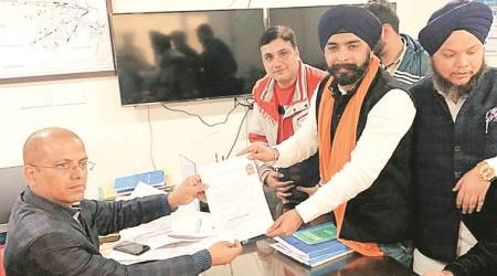 Delhi elections: Bagga steps out of Twitter shadows to political mainstream