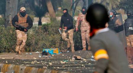 At least 3 dead, dozens wounded in Baghdad protests, say Iraqi officials