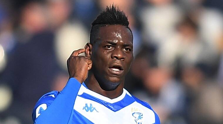 Football, Football Racism, Italian striker,Mario Balotelli, Mario Balotelli racial abuse, Verona fan, Verona fan Stadium Ban, Verona fan five year Stadium Ban, Sports, Football, Sports news
