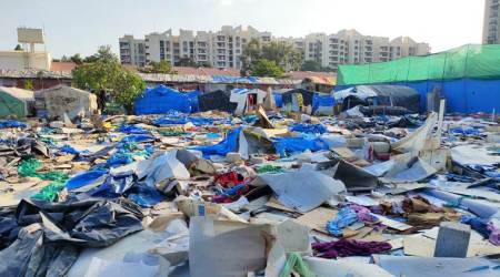 Bengaluru: Over 100 makeshift houses razed in Bellandur, cops claim residents 'illegal Bangladeshis'