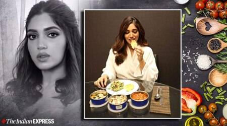 bhumi pednekar, healthy food, diet