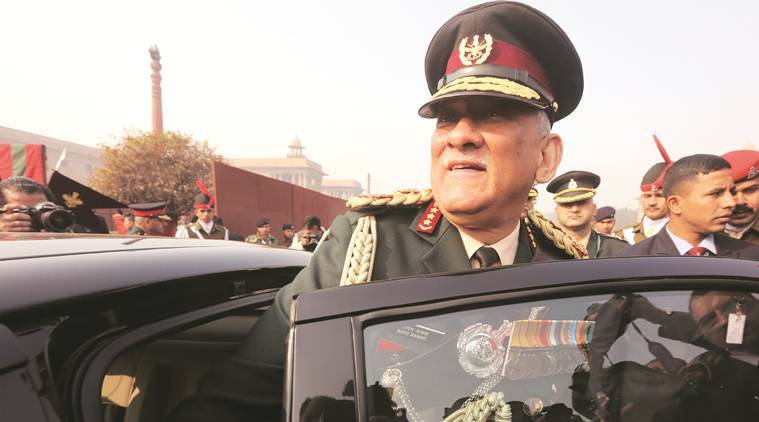 indian navy, Chief of Defence Staff Gen Bipin Rawat, Poseidon 8I anti-submarine warfare aircraft, chinese troops. doklam standoff, india news, indian express