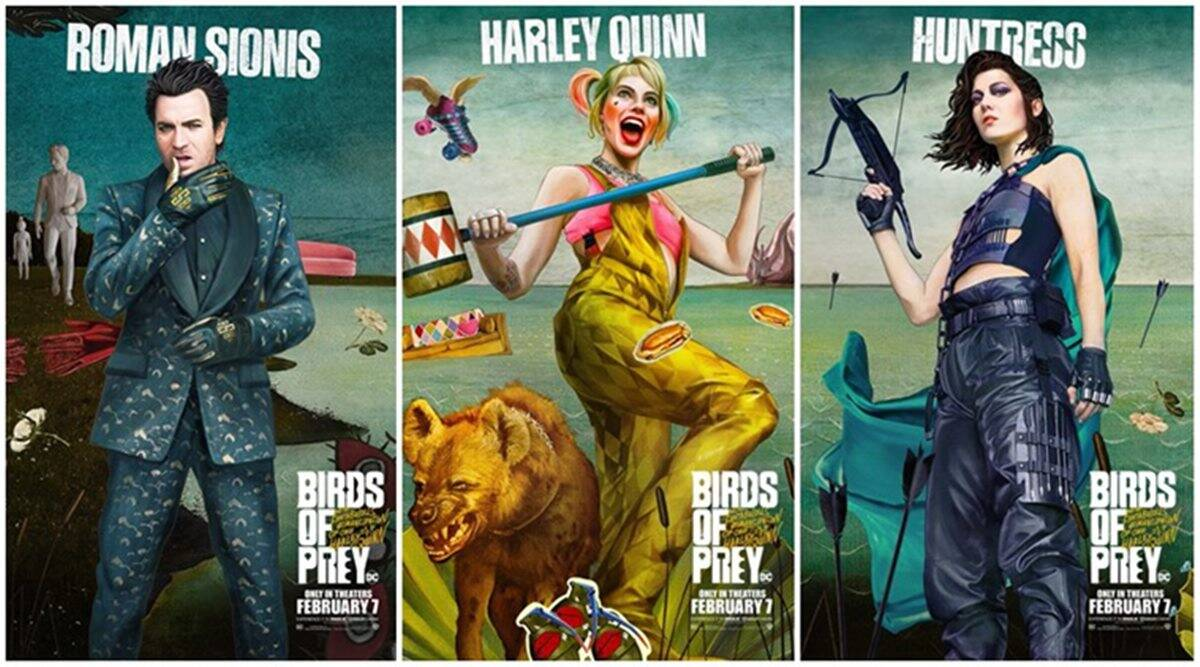 Birds Of Prey Character Guide Entertainment News The Indian Express
