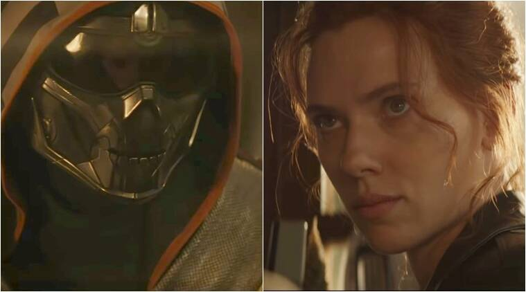 New Black Widow trailer shows off Taskmaster in action!