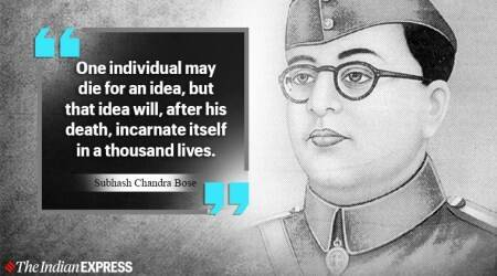 Subhash Chandra Bose Jayanti 2020: Inspirational Quotes, famous thoughts by Netaji Subhash Chandra Bose
